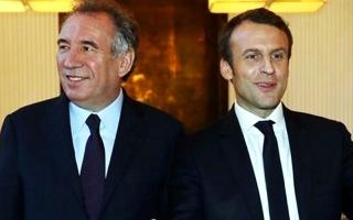 الصورة: الصورة: هيئة قضائية فرنسية تحقق مع حليف ماكرون في قضية اختلاس