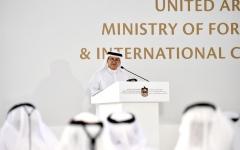 الصورة: الصورة: الجرمن: الإمارات تتبع نهجاً استباقياً في مجال حقوق الإنسان