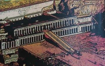 الصورة: الصورة: مصر القديمة.. دراسة مقارنة في معابد الأسرة الثامنة عشرة للفراعنة