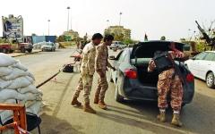 الصورة: الصورة: تبعية السراج للأتراك توحد الليبيين وراء الجيش الوطني