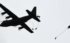 الصورة: الصورة: اختفاء طائرة عسكرية في تشيلي على متنها 38 شخصاً
