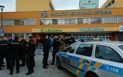 الصورة: الصورة: قتلى في إطلاق نار بمستشفى بالتشيك