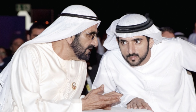 رؤية محمد بن راشد جعلت دبي بيئة مثالية للاستثمار - البيان
