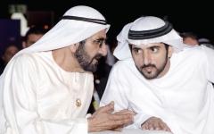 الصورة: الصورة: حمدان بن محمد: رؤية محمد بن راشد التنموية جعلت دبي بيئة مثالية للاستثمار