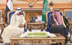 الصورة: الصورة: محمد بن راشد: الأخوة الخليجية ستبقى