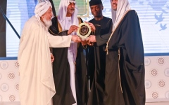 الصورة: الصورة: قادة ورجال دين يوقّعون «حلف الفضول الجديد»