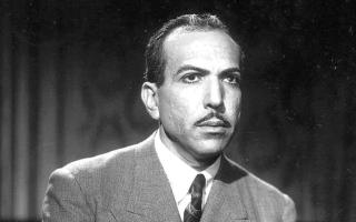 الصورة: الصورة: زكي رستم.. باشا السينما المصرية