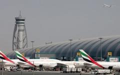 الصورة: الصورة: مطارات دبي: عودة حركة الطيران إلى طبيعتها بعد تحسن الأحوال الجوية