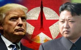 الصورة: الصورة: تصاعد اللهجة بين واشنطن وبيونغ يانغ حول التجارب الصاروخية