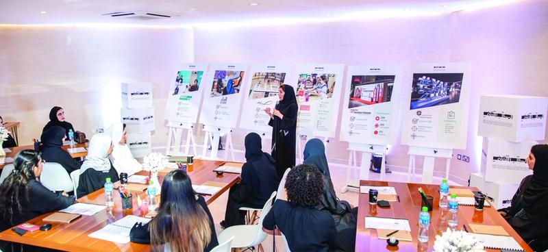 الصورة : جهود كبيرة لإبراز إسهامات المرأة في الساحات الثقافية المحلية والعالمية    من المصدر