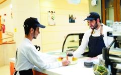 الصورة: الصورة: شاهد.. مقهى يديره أصحاب الهمم في الإمارات