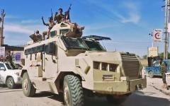الصورة: الصورة: الجيش الليبي يطلق «المعركة الحاسمة» لتحرير طرابلس