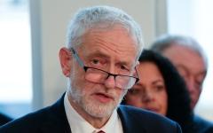 الصورة: الصورة: كوربين: لن أقود حزب العمال في الانتخابات البريطانية المقبلة