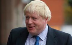 الصورة: الصورة: فوز بوريس جونسون بالأغلبية في البرلمان البريطاني