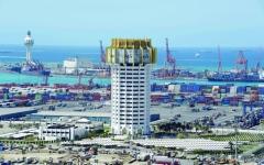 الصورة: الصورة: موانئ دبي العالمية تسهم بتطوير محطات الحاويات بميناء جدة الإسلامي