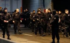 الصورة: الصورة: فرنسا.. مقتل رجل هدد أفراد الشرطة بسكين