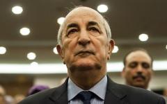 الصورة: الصورة: فوز عبد المجيد تبون برئاسة الجزائر