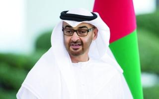 """محمد بن زايد: """"عام الاستعداد للخمسين"""" سيشكل منعطفاً نوعياً في مسيرتنا المباركة"""