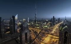 الصورة: الصورة: دبي تتربع على عرش المدن الذكية في الشرق الأوسط وشمال أفريقيا
