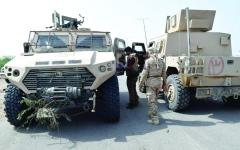 الصورة: الصورة: مصرع العشرات من الميليشيا الحوثية في الضالع