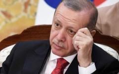 الصورة: الصورة: «نيويورك تايمز»: شعبية أردوغان تنهار ونهايته باتت وشيكة
