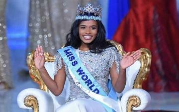 الصورة: الصورة: الجامايكية سينغ ملكة جمال العالم