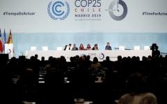 الصورة: الصورة: قمة الأمم المتحدة للمناخ تتفق على وثيقة نهائية