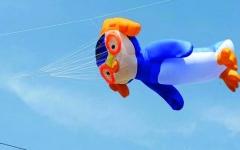 """الصورة: الصورة: البطريق """"بينغ سو"""" يحقق رواجاً في كوريا الجنوبية"""