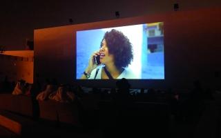 الصورة: الصورة: 50 فيلماً بمهرجان الشارقة السينمائي السنوي للأفلام