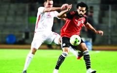 الصورة: الصورة: مصر وتونس والجزائر والمغرب في المستوى الأول لتصفيات المونديال