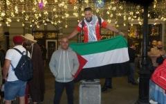 الصورة: الصورة: القدس عربية في ضمير الجماهير الرياضية