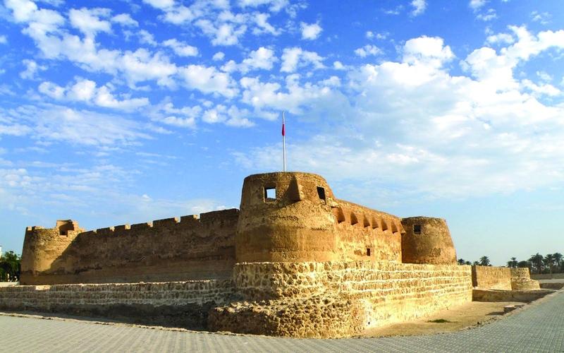 الصورة: الصورة: آثار منطقة الخليج العربي بعيون بريطانية (1-2)
