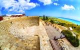 الصورة: الصورة: قبرص.. جزيرة الألوان الطبيعية