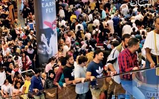 الصورة: الصورة: دبي.. وجهة القاصي والداني في احتفالات رأس السنة