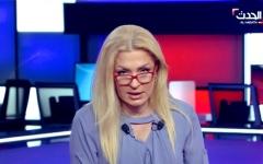 """الصورة: الصورة: وفاة مذيعة """"العربية"""" نجوى قاسم"""