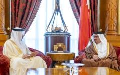 الصورة: الصورة: البحرين: تعيين عبداللطيف الزياني وزيراً للخارجية