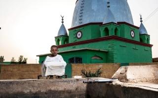 الصورة: الصورة: أمجد أبوالعلا: السودان مغزول بالحكايات والرؤى