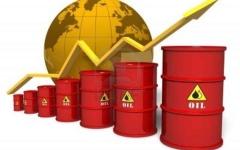 الصورة: الصورة: ارتفاع أسعار النفط رغم صعود الدولار