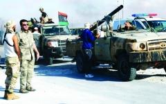 الصورة: الصورة: مصر تدعو إلى ردع عربي للغزو التركي لليبيا