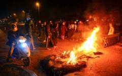 الصورة: الصورة: 8 قتلى على الأقل بسقوط صواريخ على مطار بغداد