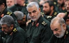 الصورة: الصورة: أول تعليق رسمي إيراني على مقتل سليماني