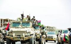 الصورة: الصورة: الإمارات: التدخل التركي في ليبيا ينذر بتصعيد إقليمي