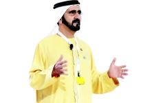 الصورة: الصورة: محمد بن راشد.. قيادة ألهمت العالم