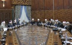 الصورة: الصورة: الأزهر يدين التصعيدات في ليبيا ويدعم الموقف المصري للحفاظ على أمن المنطقة