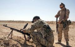 الصورة: الصورة: حلف الأطلسي يعلق مهامه في العراق إثر مقتل سليماني