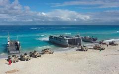الصورة: الصورة: بالصور.. تدريبات بحرية للجيش المصري في البحر المتوسط
