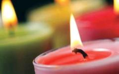 الصورة: الصورة: الشموع المعطرة والمنظفات خطر على الصحة والرئة