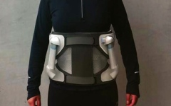 الصورة: الصورة: جهاز يحاكي العمود الفقري لتخفيف الألم