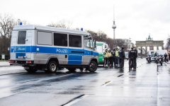 الصورة: الصورة: اعتقالات وتحقيق مع طاقم «طائرة سليماني»