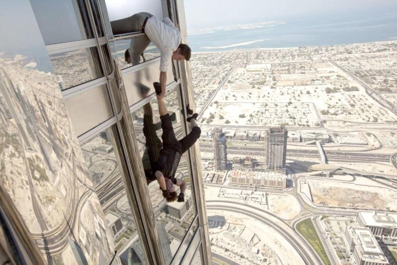 برج خليفة نجم يتألق في الأفلام فكر وفن شرق وغرب البيان
